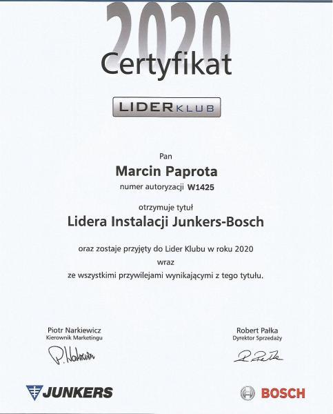 Certyfikat-Lider-Instalacji-2020d386a5ef0312002150-1