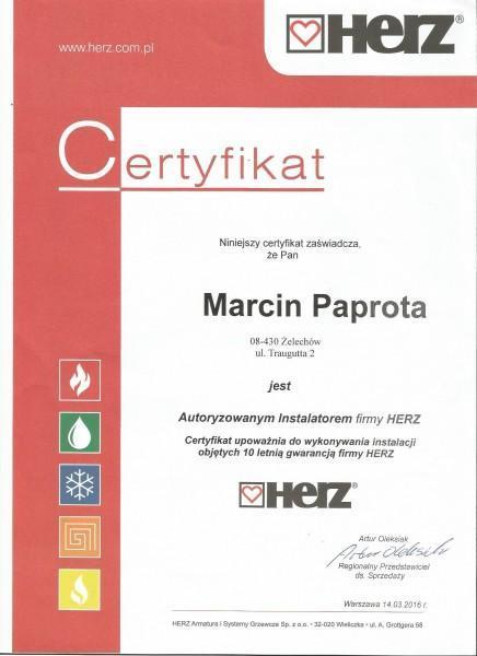 Marcin-Paprota-autoryzowany-instalator-Herz-2